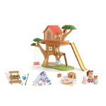 Calico Critters® Adventure Tree House Gift Set