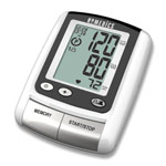 HoMEDICS® Deluxe Arm Blood Pressure Monitor w/Smart Measure Technology