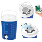 Innovative Technology Bluetooth Waterproof Speaker Cooler w/Built-in Charger
