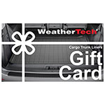 WeatherTech® Laser-Customized Cargo/Trunk Liner
