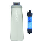 LifeStraw Flex Water Filter w/ Collapsible Squeeze Bottle