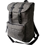 Premium Bag Triple Play Flap Top Backpack