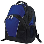 PremiumBag Triple Play Deluxe Backpack - Blue