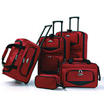 BOB MACKIE Expandable 5 pc. Luggage Set
