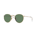 Ray-Ban® Round Metal Classic Sunglasses