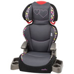 evenflo® Big Kid™ High Back SI Booster Car Seat - Amelia