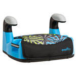 evenflo® AMP Booster Car Seat Burst