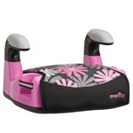 evenflo® AMP Booster Car Seat Retro Flowers