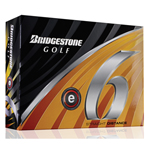 Bridgestone e6 Golf Balls - 12 Pack
