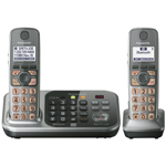 Panasonic® Link-to-Cell Bluetooth® Solution w/2 Handsets
