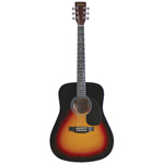 LAUREN® Dreadnought Acoustic Guitar