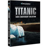 DVD REWARDS Titanic: 100th Anniversary Collection