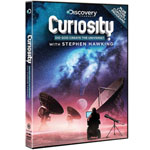 DVD REWARDS Curiosity w/Stephen Hawking