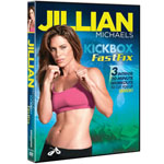 DVD REWARDS Jillian Michaels: Kickbox FastFix