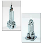 Fascinations® Metal Works 3D Model Kit - New York