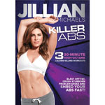 DVD REWARDS Jillian Michaels Killer Abs