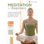DVD REWARDS Meditation for Beginners