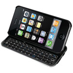 HYPE™ Sliding Bluetooth Tilt Keyboard Case for iPhone 4/4S