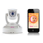 iBaby™ Monitor w/Two-Way Audio for Apple Device or Smartphone