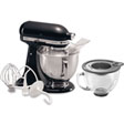 KitchenAid® Artisan Stand Mixer w/Bowl Kit - Black