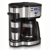 Hamilton Beach® The Scoop 2-Way Brewer