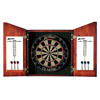 Accudart® Union Jack Dartboard Cabinet Set